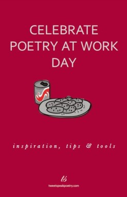 Celebrate Poetry at Work Day resource guide